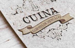 Branding · La Cuina