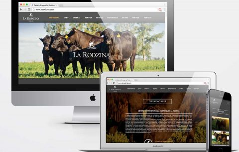 Sitio Web · La Rodzina