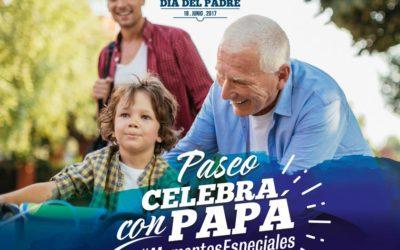 Campaña Día del Padre Paseo del Centro