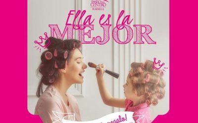 Campaña Día de La Madre en Paseo del Centro