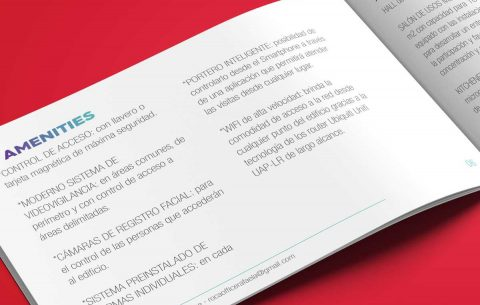 Brochure · Roca Office