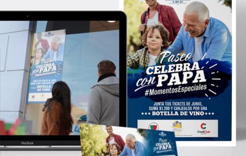 Campañas Publicitarias · Paseo del Centro