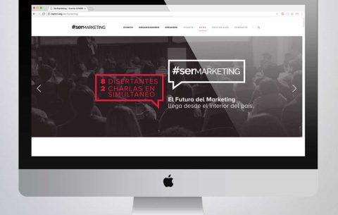 Sitio Web Evento · CPMRR