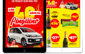 Email Marketing · Supermercados Pinguino