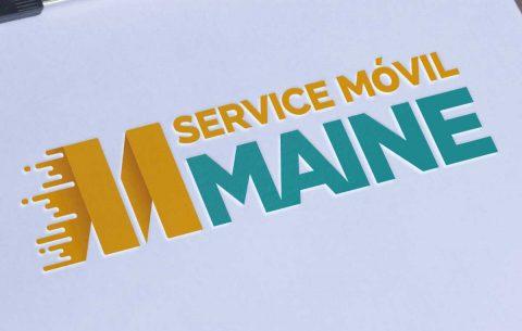 Branding · Maine Servie Móvil