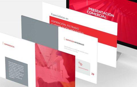 Presentación Comercial · AFV Industrial