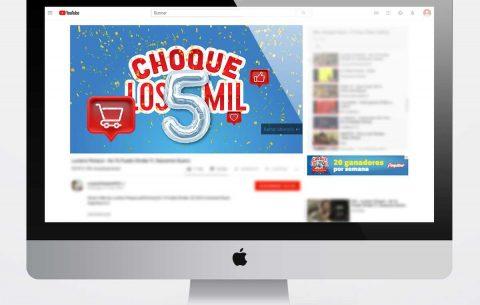 Campaña Youtube · Supermercados Pingüino